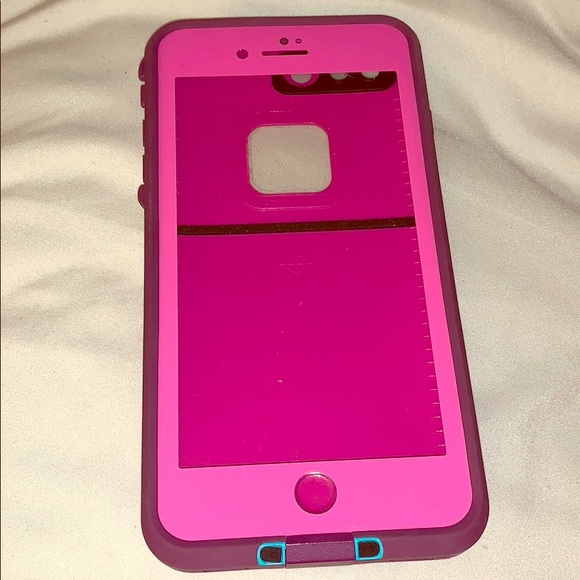 LifeProof Accessories - Pink LifeProof Fre IPhone 7 Plus case 6433e27a43